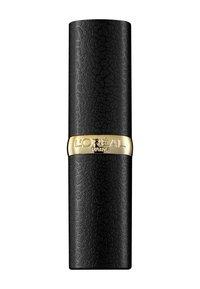 L'Oréal Paris - COLOR RICHE LIPSTICK MATTE - Lipstick - 633 moka chic - 1