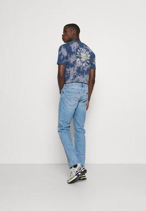 WEST - Jeans straight leg - light blue denim
