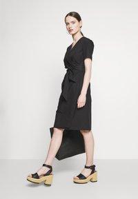 WEEKEND MaxMara - FELINO - Day dress - black - 2