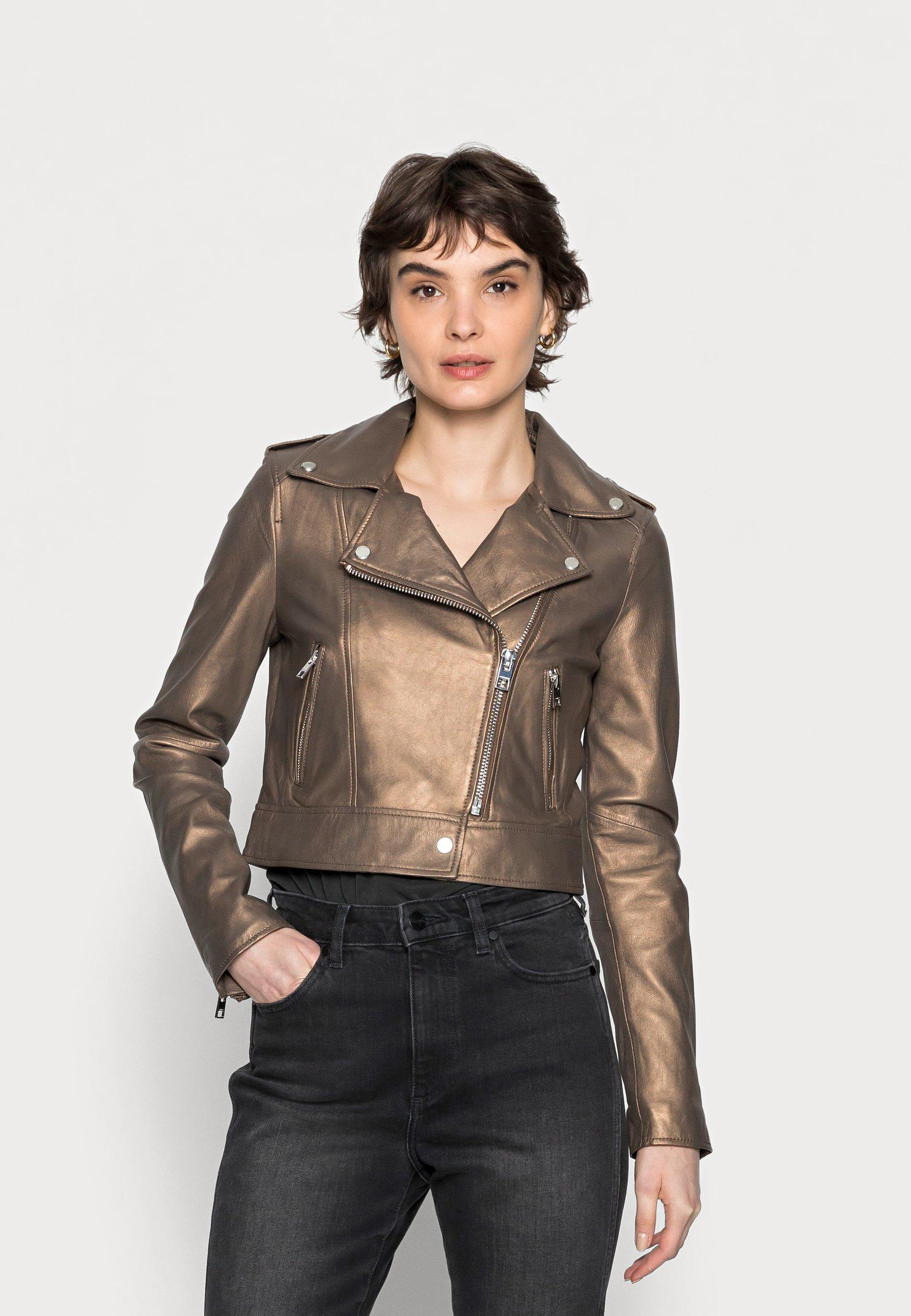 Women NIKKO - Leather jacket