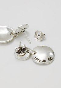UNOde50 - SCALES - Náušnice - silver-coloured - 2
