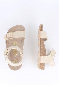 Genuins - PRATO VERNICE - Sandals - beige - 1