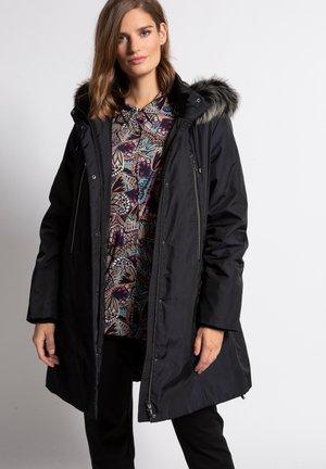 SYMPATEX - Short coat - schwarz