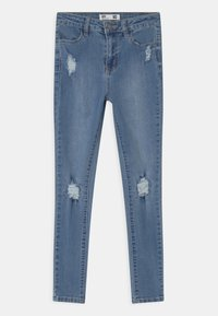 Cotton On - SALLY  - Skinny džíny - blue - 0