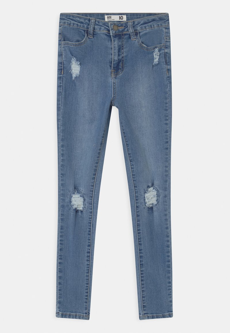 Cotton On - SALLY  - Skinny džíny - blue