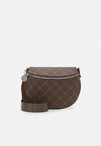 ANASTASIA CLASSIC - Bum bag - brown/cognac