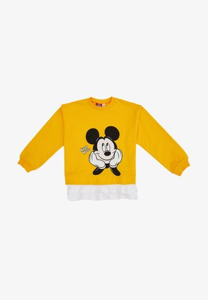 DISNEY TOP - Sudadera - yellow