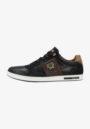 MILITO UOMO - Sneakers laag - black