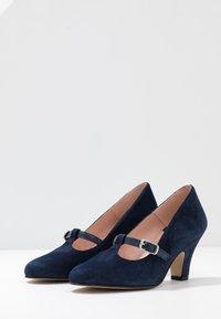 LAB - Classic heels - azul - 4