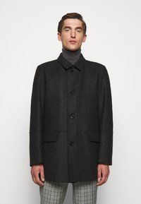 HUGO - BARELTO - Klasický kabát - black - 3
