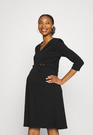 MLDANY  DRESS - Vestito di maglina - black