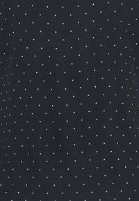 Lindex - NIGHT CAMISOLE CELIA - Pyjama top - dark blue - 2