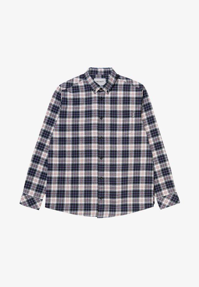 HUFFMAN - Zakelijk overhemd - plaid