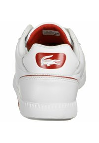 Lacoste - GRADUATE - Trainers - wht/red - 2