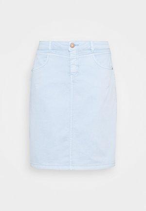 AMALIE SKIRT - Pencil skirt - light blue