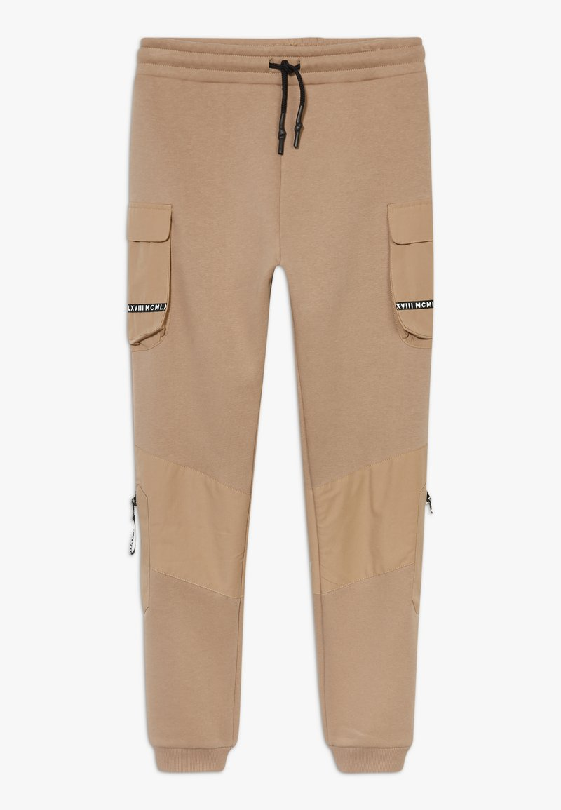 River Island - BLOCKED - Joggebukse - stone light
