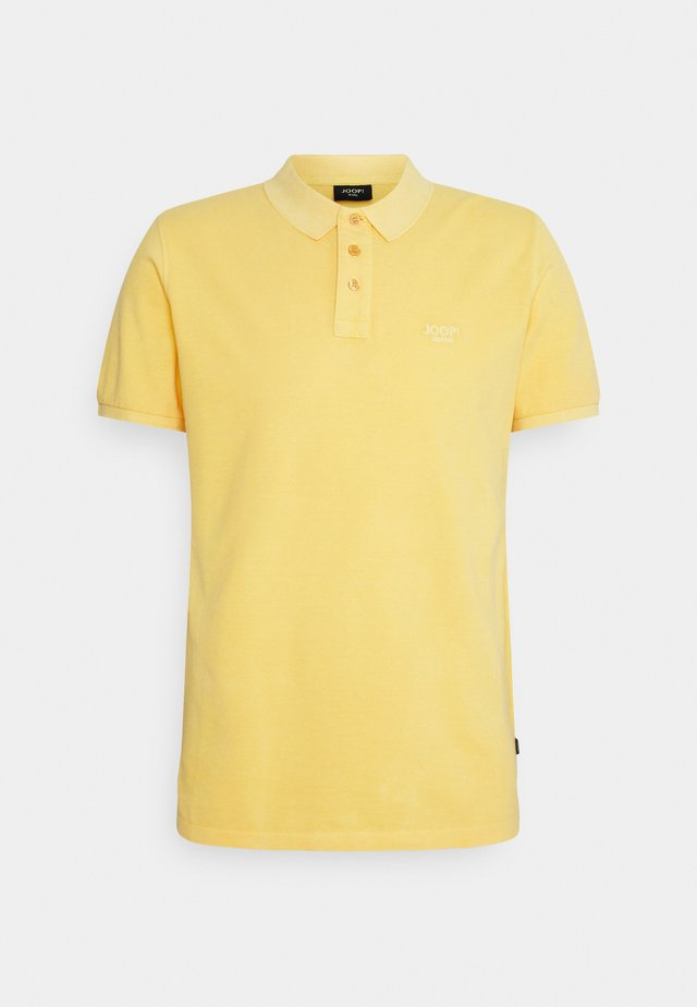 AMBROSIO - Polo - bright yellow