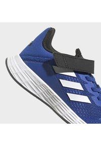 adidas Performance - DURAMO UNISEX - Sports shoes - blue - 6