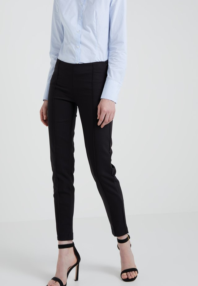 LYNN SIMONE PANT - Trousers - black