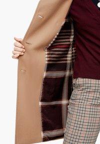s.Oliver - Classic coat - brown - 4