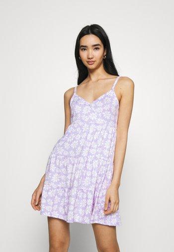 BARE DRESS - Jerseykjole - lavender