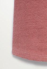 Mango - MINI - Korte jurk - roze - 2
