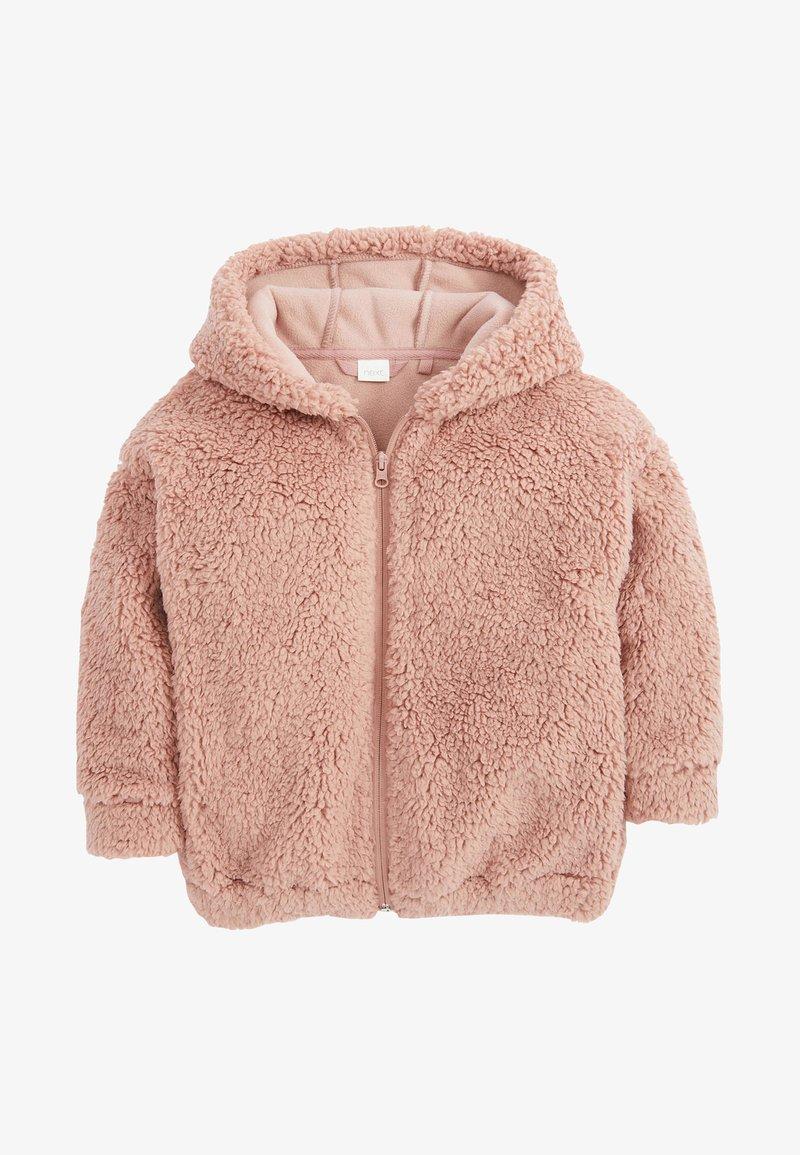 Next - Fleece jacket - pink