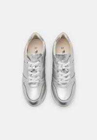 Tamaris GreenStep - Sneakers basse - metallic - 4