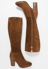 Bruno Premi - High heeled boots - rovere - 3