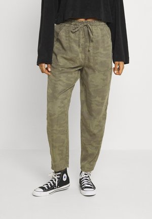 BEACH PANT - Pantaloni - green