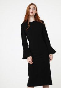 Madam-T - KAZIMIRA - Shift dress - schwarz - 3