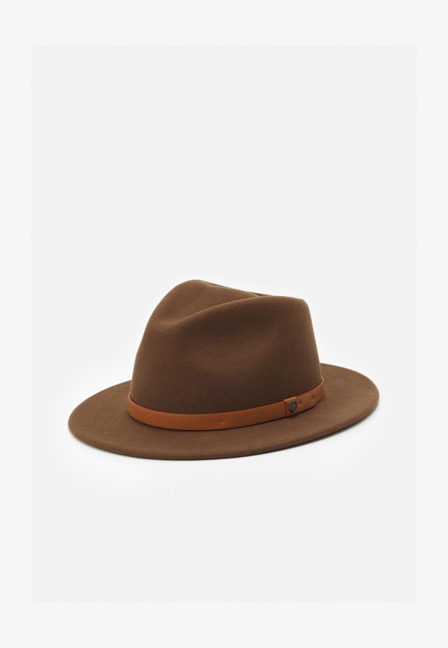 MESSER FEDORA - Hut - toffee