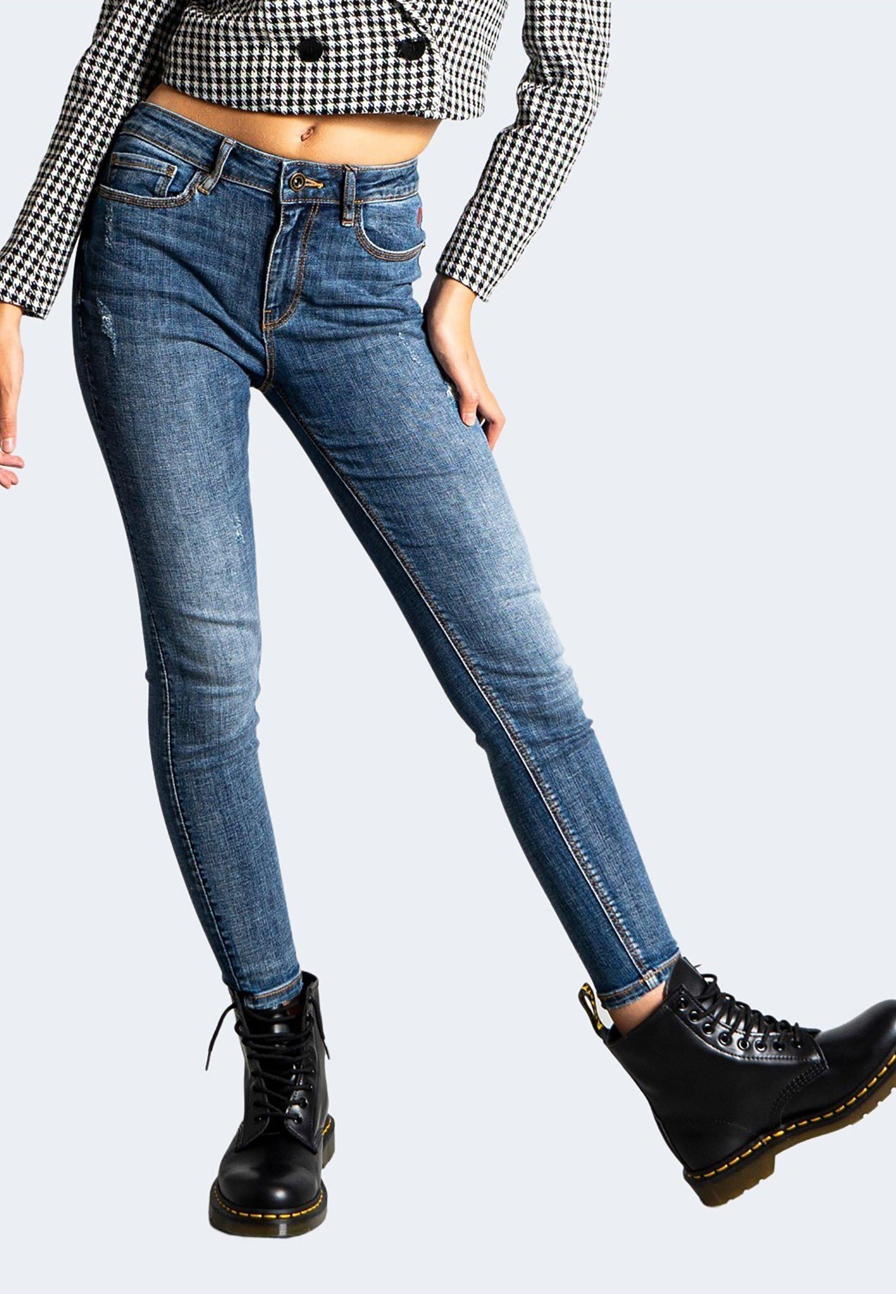 Donna ALBA - Jeans Skinny Fit