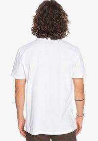 Quiksilver - UP TO NOW - Print T-shirt - white - 2