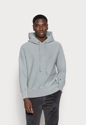 HOODED  - Sweatshirt - blue grey