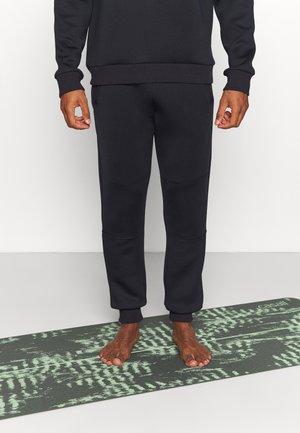 LONG PANTS DIVIDING SEAMS - Teplákové kalhoty - midnight blue