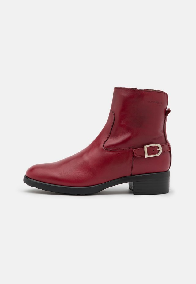 Classic ankle boots - oregon rubi