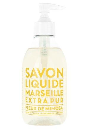 LIQUID MARSEILLE SOAP - Vloeibare zeep - mimosa flower