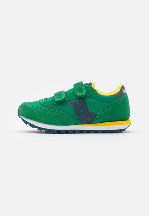 JAZZ DOUBLE KIDS UNISEX - Trainers - green/yellow/blue