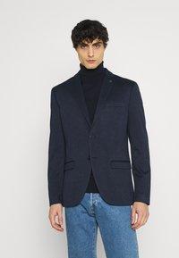Selected Homme - SLHSLIM JOHN - Sako - dark blue/black - 0