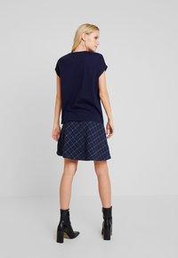 Anna Field - Print T-shirt - maritime blue - 2