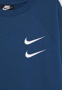Nike Sportswear - CREW - Sweater - blue foam/white - 4
