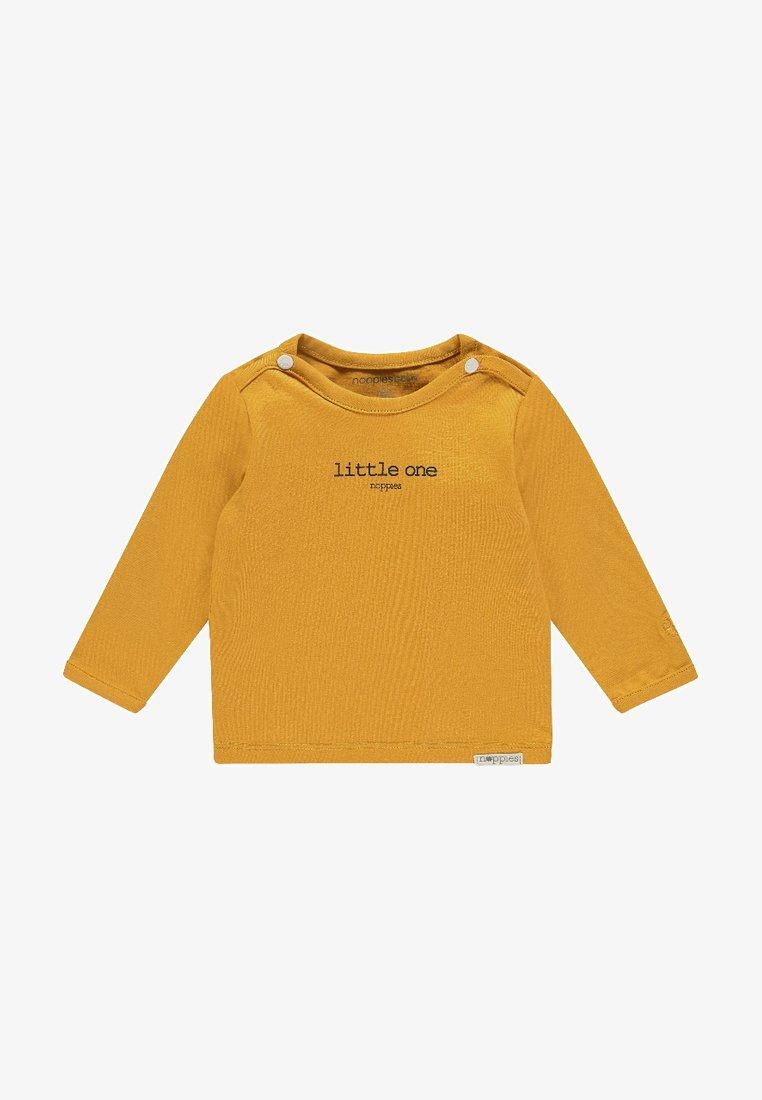 Noppies - HESTER - Pitkähihainen paita - honey yellow