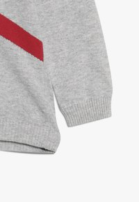 Benetton - Svetr - grey/blue/red - 2