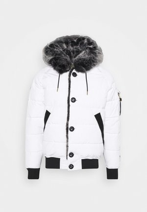 NAVIER - Winter jacket - white