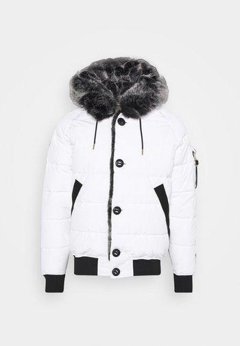 NAVIER - Giacca invernale - white