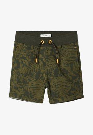 EXOTISCHE  - Shorts - ivy green