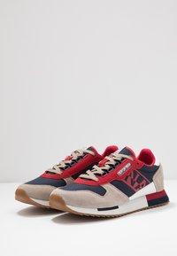 Napapijri - Sneaker low - navy/beige/multicolor - 2