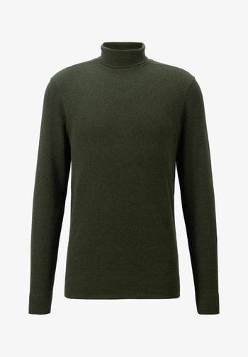 TROLLFLASH - Maglietta a manica lunga - open green
