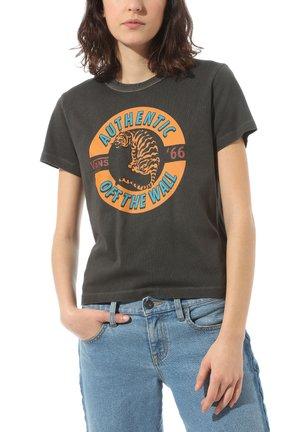 WM CHARRA - T-shirts print - black